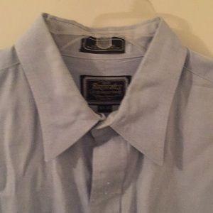Other - Classic blue dress shirt